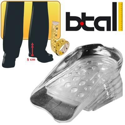 1a7da8855b Btall - Ulošci za visinu - diskretno izgledajte do 5cm visočiji ...