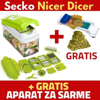 Nicer Dicer + aparat za sarme gratis