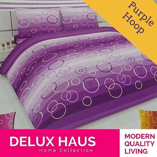 Purple Hoop letnji komplet