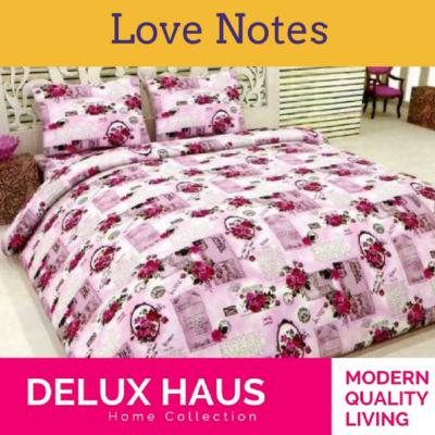 """Bračna posteljina """"Love Notes"""""""