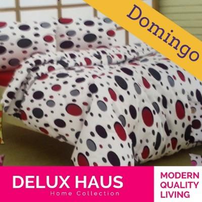 """Komplet 4 u 1 posteljina sa prekrivačem """"Domingo"""""""