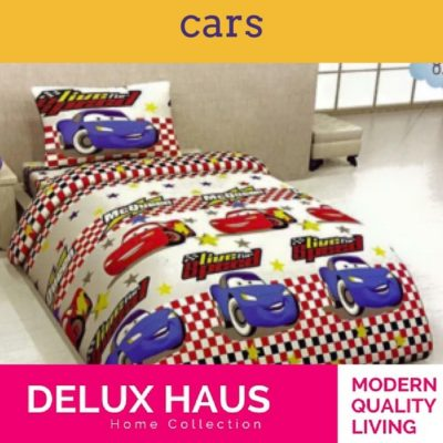 """Dečja posteljina """"Cars"""""""