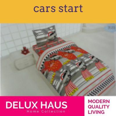"""Dečja posteljina """"Cars Start"""""""