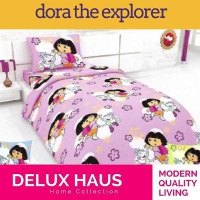 """Dečja posteljina """"Dora the Explorer"""""""
