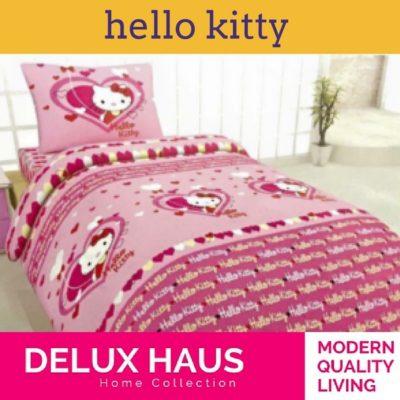"""Dečja posteljina """"Hello Kitty"""""""