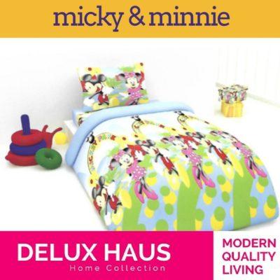 "Dečja posteljina ""Micky & Minnie"""
