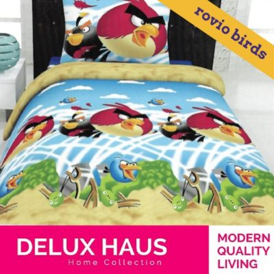 "Dečja posteljina ""Angry Birds"""