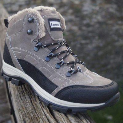 Muške cipele - sive - jesen/zima