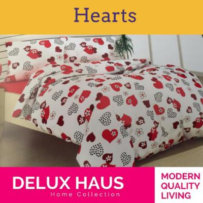 """Bračna posteljina """"Hearts"""""""