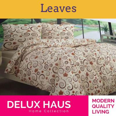"""Bračna posteljina """"Leaves"""""""