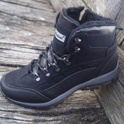 Muške cipele - Lambirlent Crne - jesen/zima