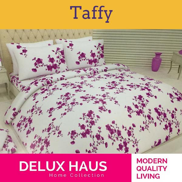 Bracna posteljina taffy