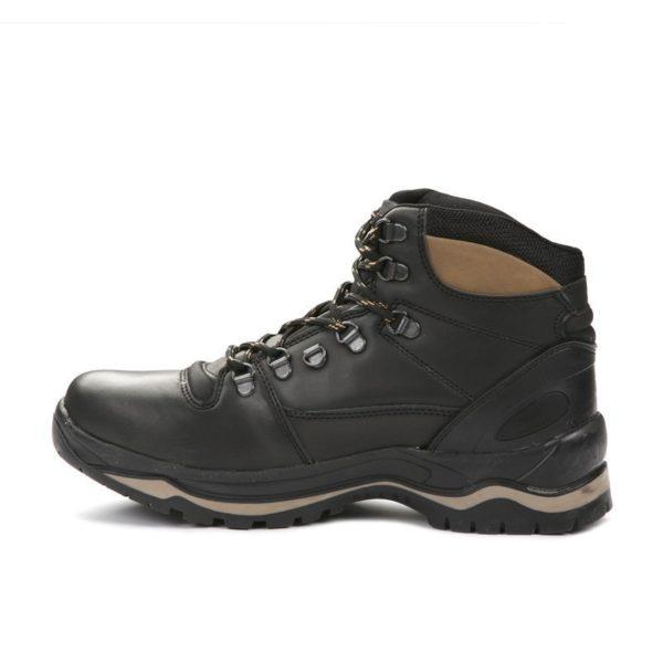 Stroll kožne cipele - crne - jesen/zima