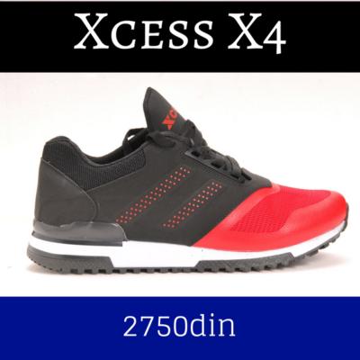 Xcess X4 Patike