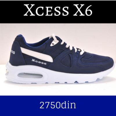 Xcess patike X6 - plave