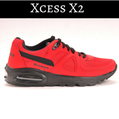 Xcess patike X2 - crvene