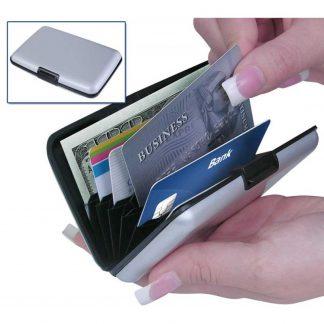 Sigurnosni novcanik za kartice - Štiti od RFID skenera - Kupi 1 dobij 1 gratis!