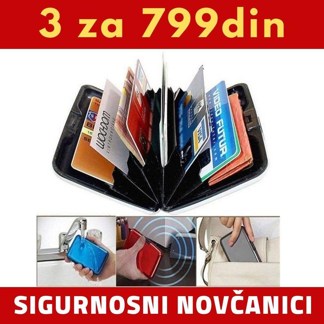Sig Novcanici 3 za 799din