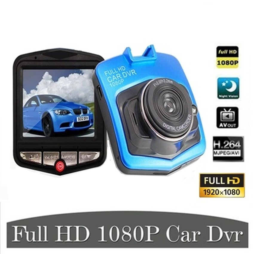 Infra-crvena Full HD Auto Kamera