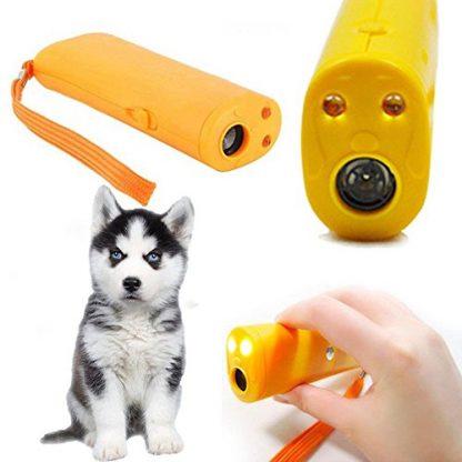 Ultrasonični uređaj za treniranje pasa + zaštita od pasa lutalica