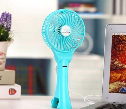 Nanum - Mini prenosivi ventilator sa USB i baterijom