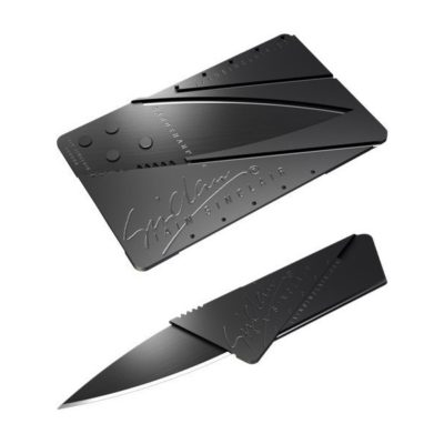 Cardsharp - Rasklopivi nož u veličini kreditne kartice