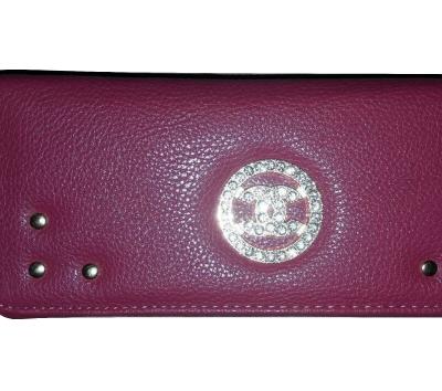 Coco C. - Roze ženski novčanik