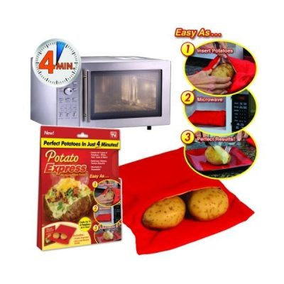 Krompir Ekspres vrećica (1+1 gratis)