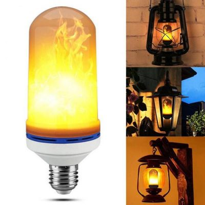 LED sijalica sa efektom vatre