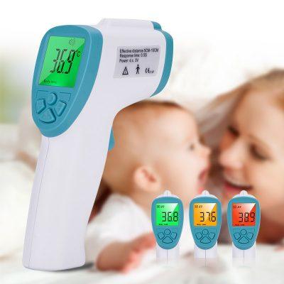 Infracrveni Termometar-Toplomer