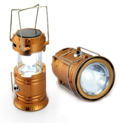 Kamperski LED solarni fenjer