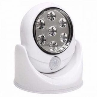 LED Bežični reflektor sa senzorom pokreta