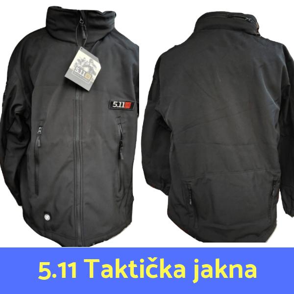 5.11 Taktička jakna