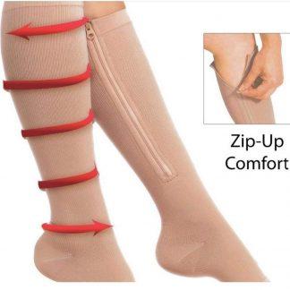 ZIP-UP Kompresivne čarape