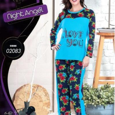 Ženske pidžame - Night Angel 02083