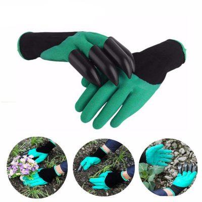 Baštenske rukavice za kopanje