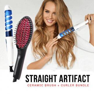 Četka + figaro za oblikovanje kose