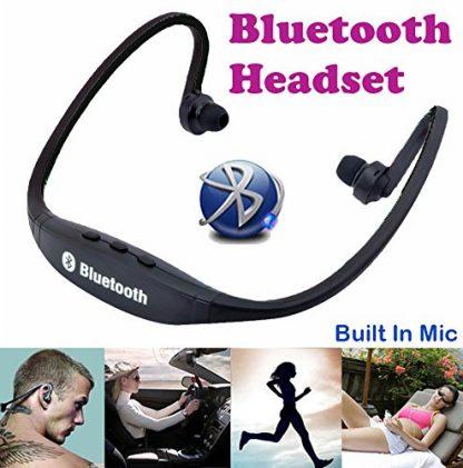 Bežične Bluetooth slušalice za oko vrata