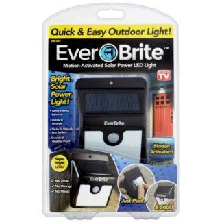 EverBrite - Solarni LED reflektor sa PIR senzorom - 4 diode
