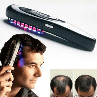 Laserska četka za rast i protiv opadanja kose