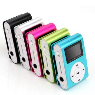 Digitalni Mini MP3 Player