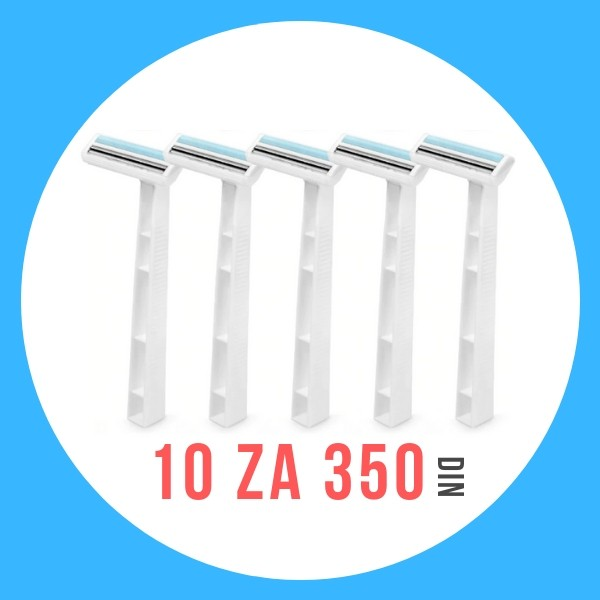 brijaci 10 za 350din