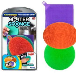 Better sponge - Silikonski sunđeri