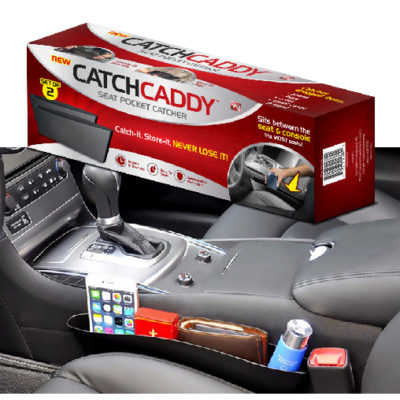 Catch Caddy - Pregrada/Organizer za sitnice u automobilu