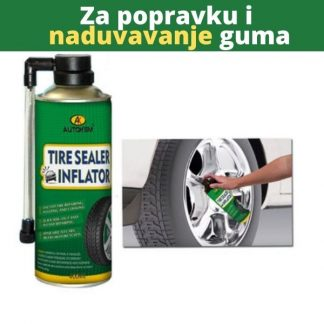 Sprej Za popravku i naduvavanje guma