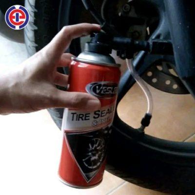 Sprej-Reparator za gume