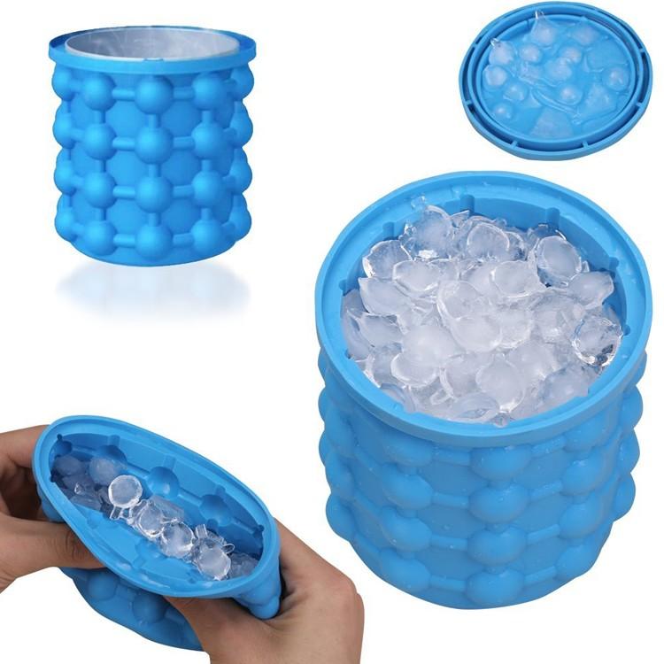 Magični Led - Silikonska posuda za led