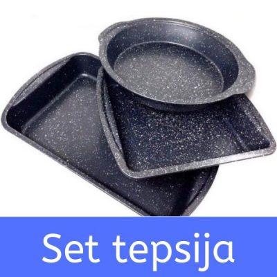 Set tepsija (3 komada)