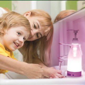 Soap Brite - Dispenzer sapuna sa LED svetlom