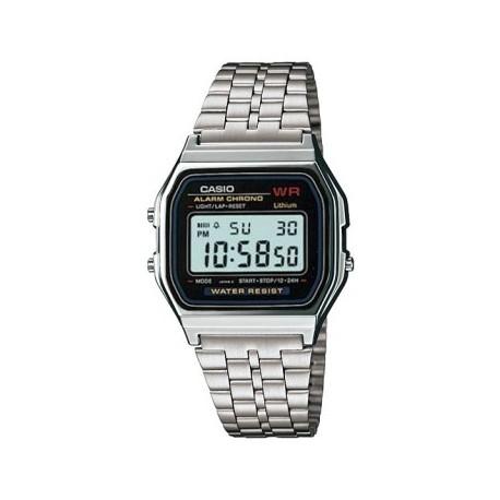Retro ručni digitalni sat